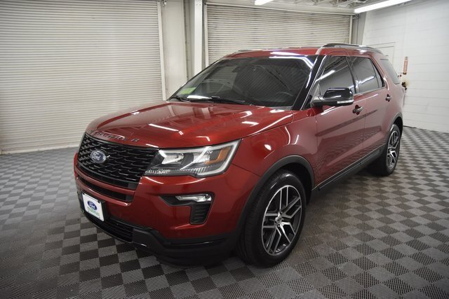 2019 Ford Explorer Sport 4 Door 3.5L Engine Automatic