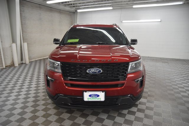 2019 Ford Explorer Sport Automatic 4 Door 3.5L Engine SUV