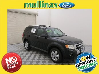 2012 Black Ford Escape Limited Automatic 4X4 Duratec 3.0L V6 Flex Fuel Engine