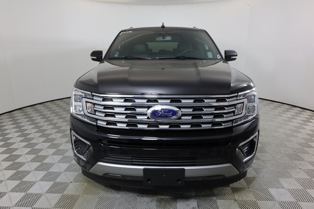 2021 Black Ford Expedition Limited 4 Door Automatic EcoBoost 3.5L V6 GTDi DOHC 24V Twin Turbocharged Engine SUV