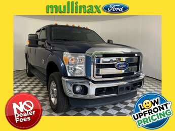 2016 Ford Super Duty F-250 SRW XLT Truck Automatic Power Stroke 6.7L V8 DI 32V OHV Turbodiesel Engine 4 Door