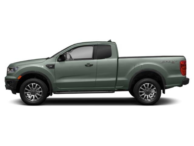 2021 Ford Ranger XLT 4 Door Automatic RWD