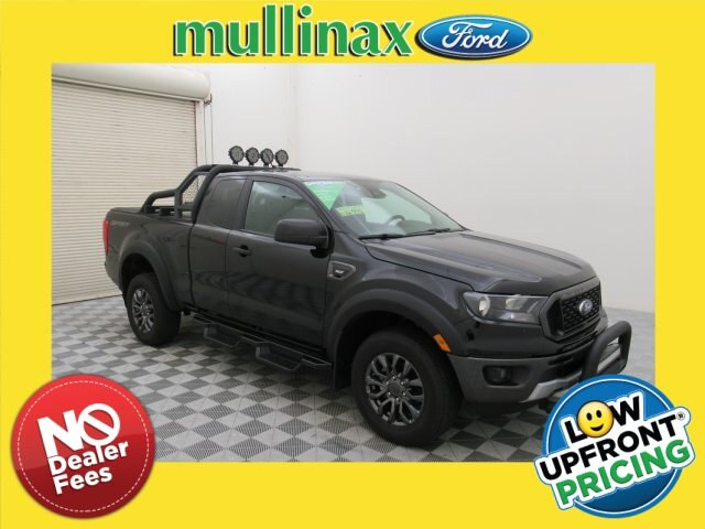 2020 Ford Ranger XLT Truck RWD Automatic 4 Door EcoBoost 2.3L I4 GTDi DOHC Turbocharged VCT Engine