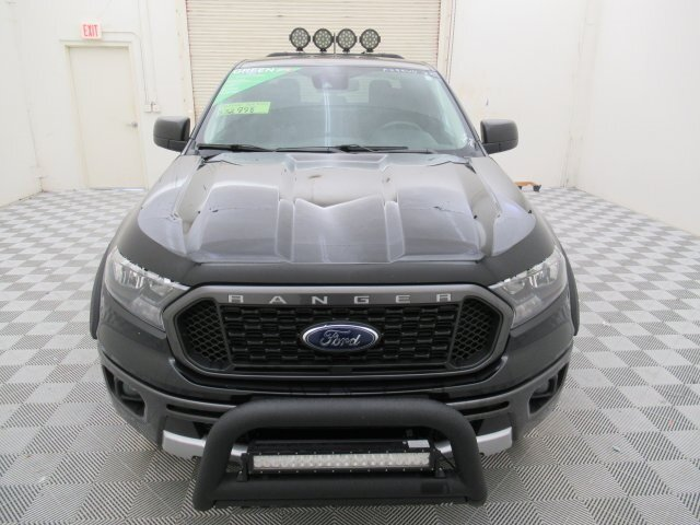 2020 Ford Ranger XLT Automatic 4 Door RWD Truck EcoBoost 2.3L I4 GTDi DOHC Turbocharged VCT Engine