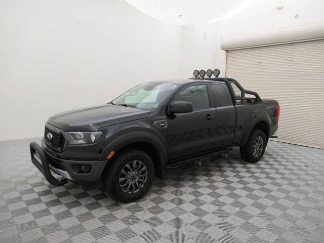 2020 Ford Ranger XLT Truck RWD Automatic EcoBoost 2.3L I4 GTDi DOHC Turbocharged VCT Engine