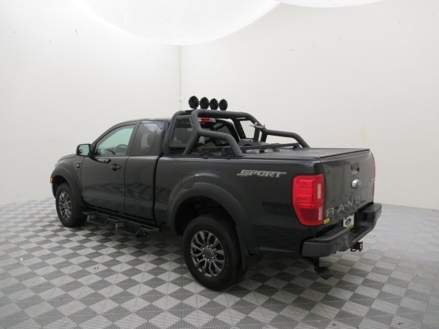 2020 Ford Ranger XLT Truck RWD 4 Door EcoBoost 2.3L I4 GTDi DOHC Turbocharged VCT Engine Automatic