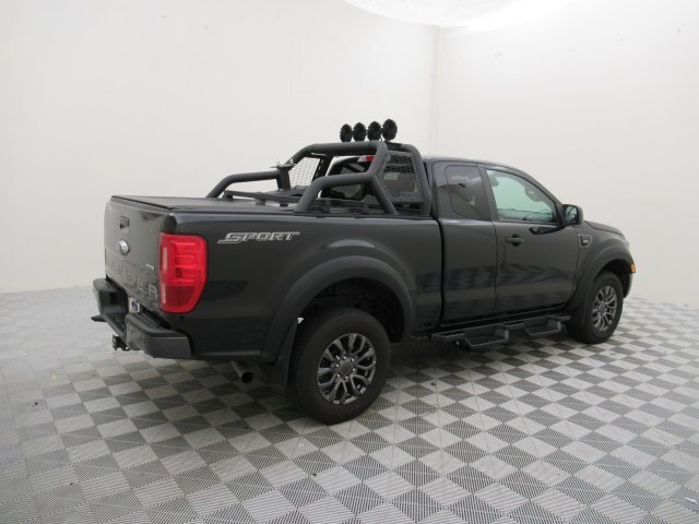 2020 Ford Ranger XLT Automatic 4 Door Truck