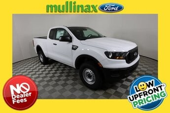 2021 Ford Ranger XL EcoBoost 2.3L I4 GTDi DOHC Turbocharged VCT Engine Truck Automatic RWD