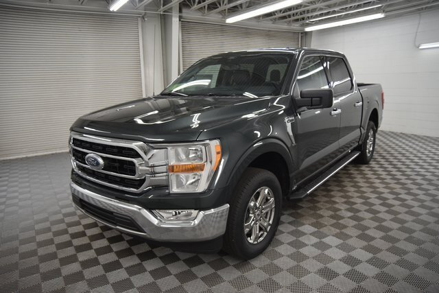 2021 GUARD Ford F-150 XLT 4 Door Automatic RWD 3.3L V6 Engine Truck