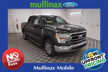 2021 Ford F-150 XLT 3.3L V6 Engine 4 Door RWD