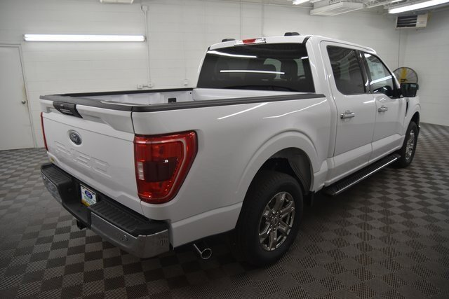 2021 OXFORD WHITE Ford F-150 XLT Truck RWD 4 Door Automatic 3.3L V6 Engine