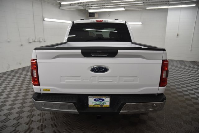 2021 OXFORD WHITE Ford F-150 XLT 4 Door RWD Truck Automatic