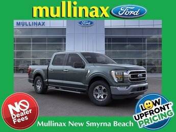 2021 Guard Ford F-150 XLT 4 Door Automatic 2.7L V6 EcoBoost Engine