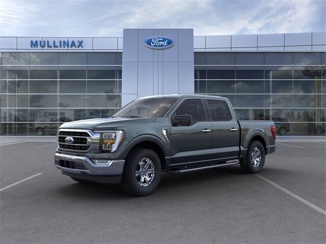 2021 Guard Ford F-150 XLT Automatic 4 Door 2.7L V6 EcoBoost Engine