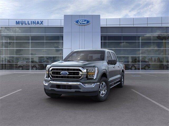 2021 Ford F-150 XLT 2.7L V6 EcoBoost Engine RWD Automatic 4 Door