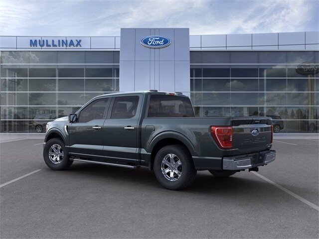 2021 Ford F-150 XLT Truck RWD 2.7L V6 EcoBoost Engine Automatic 4 Door