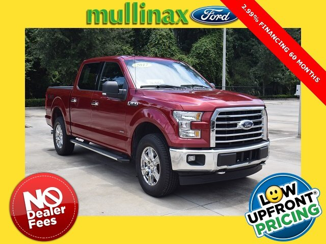 Certified 2017 Ford F-150 XLT 4X4 Truck For Sale Kissimmee