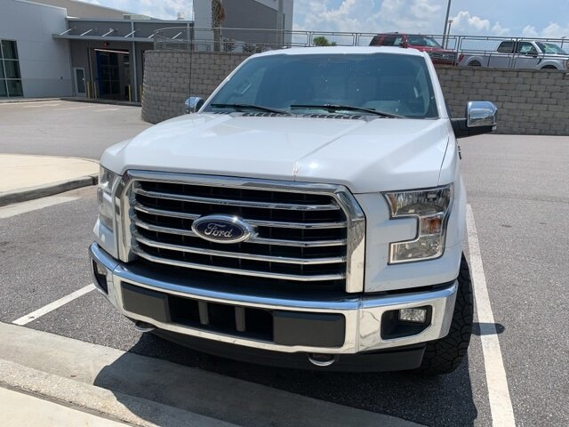 Certified 2017 Ford F-150 XLT 4X4 Truck For Sale Mobile AL
