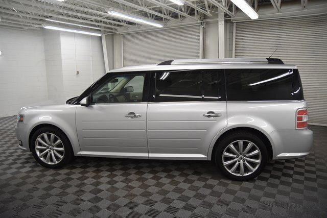 2018 Ford Flex Limited SUV EcoBoost 3.5L V6 GTDi DOHC 24V Twin Turbocharged Engine 4 Door Automatic
