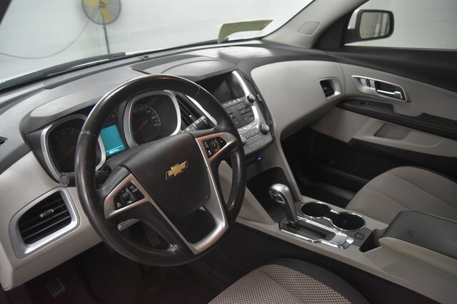 2015 Chevrolet Equinox LT 2.4L 4-Cylinder SIDI DOHC VVT Engine FWD SUV 4 Door Automatic