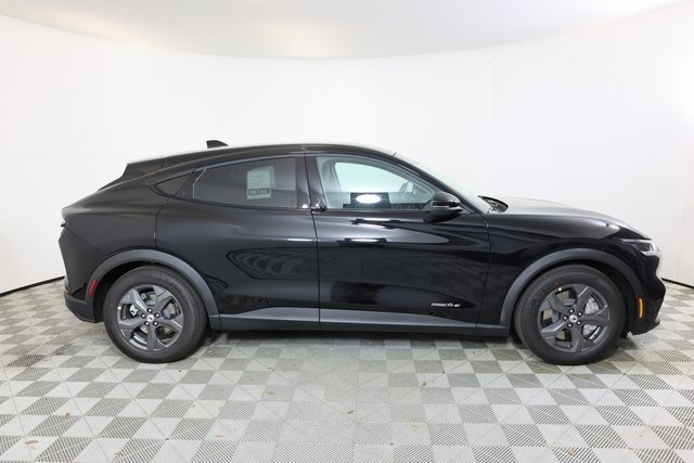 2021 Shadow Black Ford Mustang Mach-E Select Electric 266hp Engine Automatic 4 Door SUV
