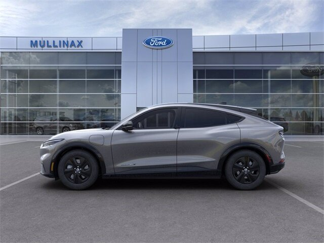 2021 Carbonized Gray Metallic Ford Mustang Mach-E California Route 1 4 Door Automatic SUV RWD Electric 290hp Engine