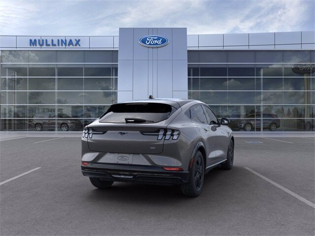 2021 Carbonized Gray Metallic Ford Mustang Mach-E California Route 1 Automatic SUV RWD