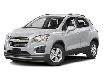 2016 Silver Ice Metallic Chevrolet Trax LT Automatic FWD ECOTEC 1.4L I4 SMPI DOHC Turbocharged VVT Engine 4 Door SUV