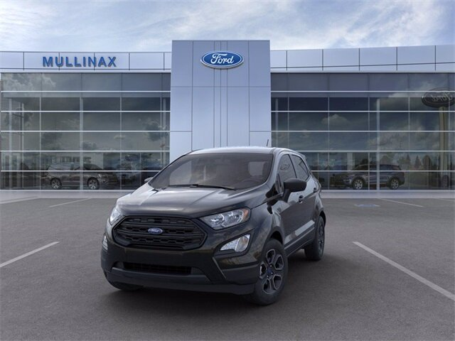 2021 Shadow Black Ford EcoSport S Automatic SUV FWD