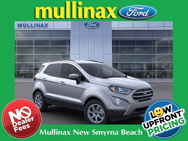 2021 Ford EcoSport SE EcoBoost 1.0L I3 GTDi DOHC Turbocharged VCT Engine Automatic FWD