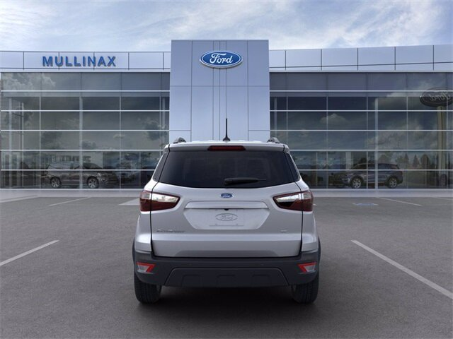 2021 Ford EcoSport SE SUV Automatic 4 Door FWD EcoBoost 1.0L I3 GTDi DOHC Turbocharged VCT Engine