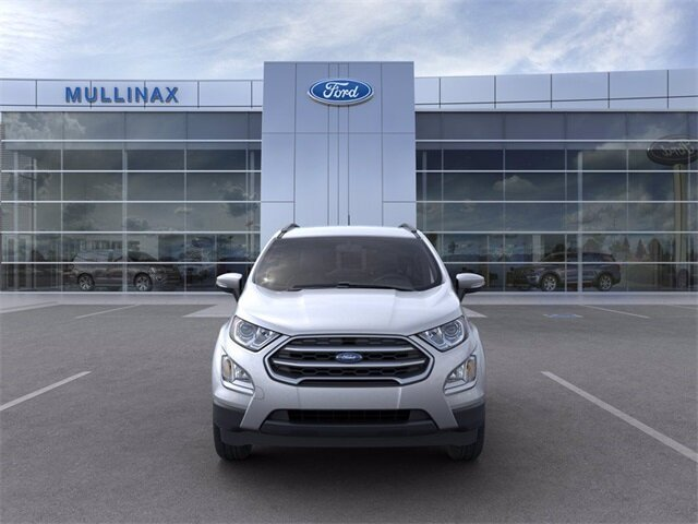 2021 Ford EcoSport SE Automatic FWD EcoBoost 1.0L I3 GTDi DOHC Turbocharged VCT Engine 4 Door SUV