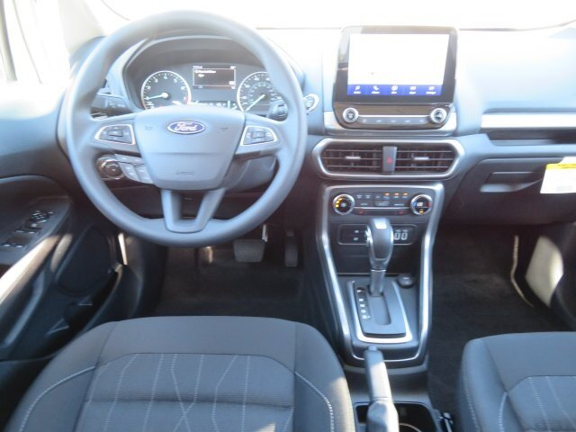 2021 Ford EcoSport SE SUV EcoBoost 1.0L I3 GTDi DOHC Turbocharged VCT Engine Automatic