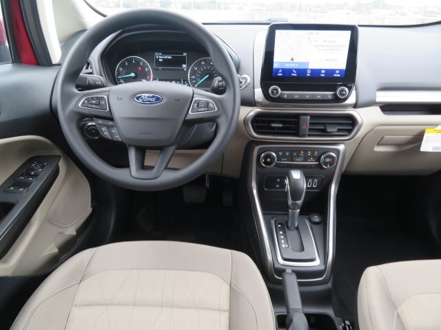 2021 Ford EcoSport SE FWD SUV 4 Door Automatic