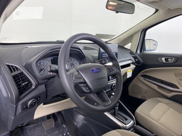 2021 Ford EcoSport SE Automatic SUV FWD 4 Door EcoBoost 1.0L I3 GTDi DOHC Turbocharged VCT Engine