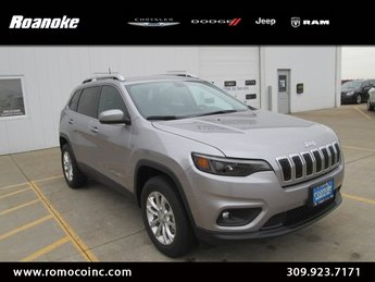 2019 Jeep Cherokee Latitude Automatic 4 Door SUV 2.4L I4 Engine 4X4