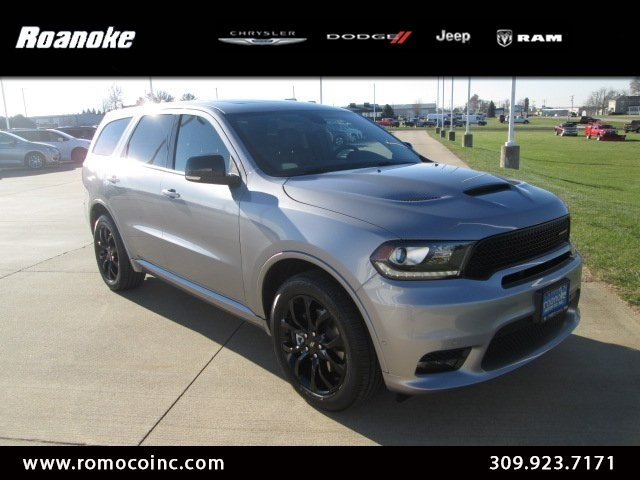 2019 Dodge Durango R T Awd Suv For Sale In Roanoke Il 400590