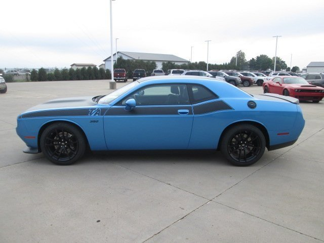 2019 Dodge Challenger R T Scat Pack Rwd Coupe For Sale In Roanoke Il