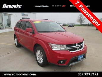 2016 Dodge Journey SXT FWD 2.4L I4 DOHC 16V Dual VVT Engine 4 Door SUV