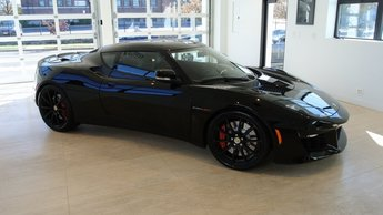 2020 Black Lotus Evora Coupe 2 Door