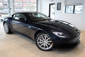2020 Aston Martin DB11 V8 Coupe Automatic 4.0L V8 Engine 2 Door RWD
