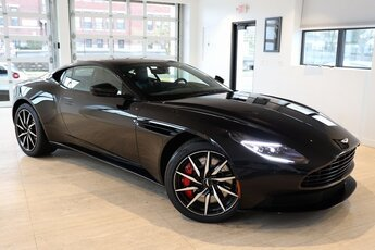 2020 Onyx Black Aston Martin DB11 V8 2 Door 4.0L V8 Engine Automatic RWD Coupe