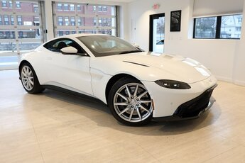2020 Aston Martin Vantage Base Automatic RWD 2 Door V8 Engine