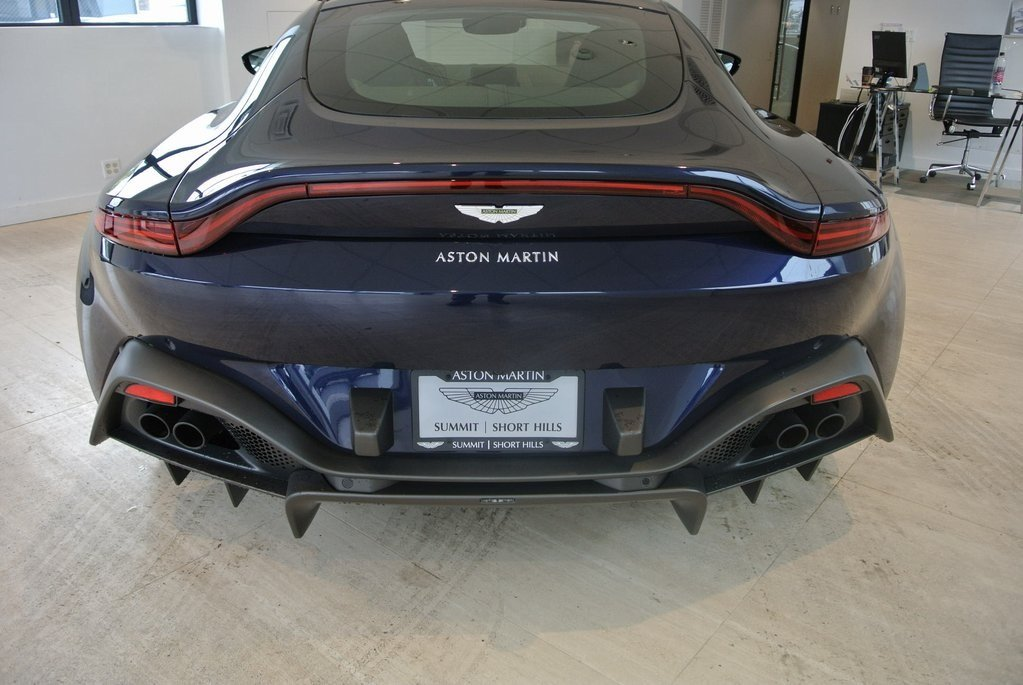2020 Aston Martin Vantage Base V8 Engine RWD 2 Door