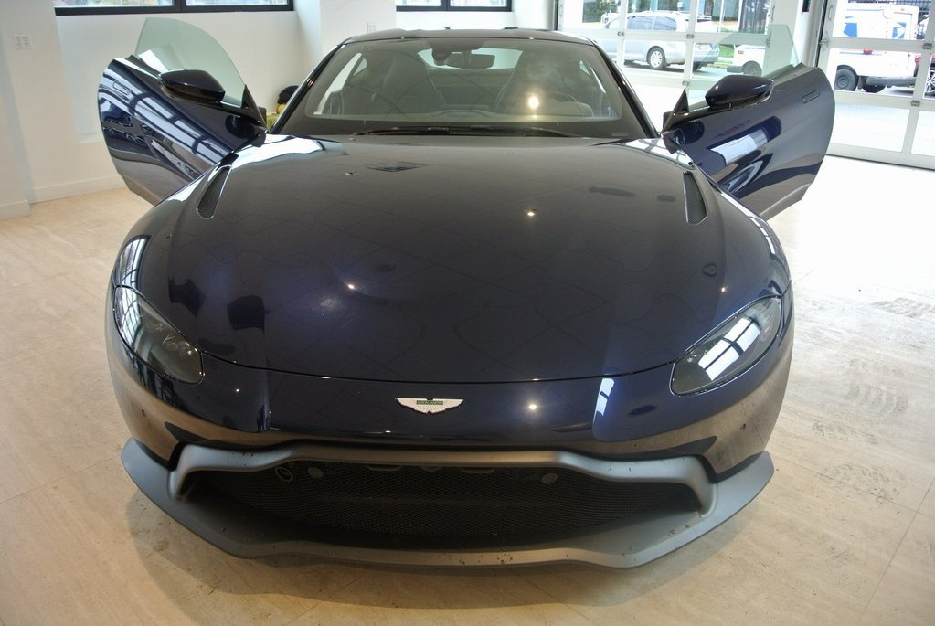 2020 Aston Martin Vantage Base RWD Coupe Automatic 2 Door