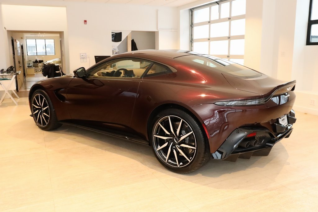 2020 Aston Martin Vantage Base RWD 2 Door Coupe Automatic