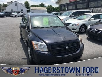 2010 Blackberry Pearl Dodge Caliber Express Hatchback 2.0L I4 DOHC 16V Dual VVT Engine 4 Door