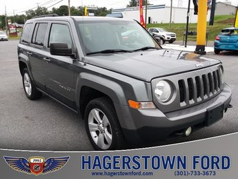 2012 Jeep Patriot Sport 4 Door 2.4L I4 DOHC 16V Dual VVT Engine 4X4 SUV Manual