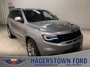 2018 Jeep Grand Cherokee SRT SRT HEMI 6.4L V8 MDS Engine SUV 4X4 4 Door Automatic