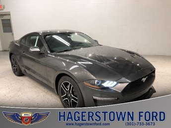 2019 Ford Mustang EcoBoost RWD Coupe 2 Door